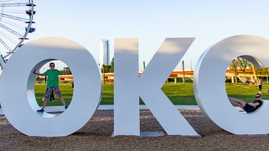Oklahoma City with kids