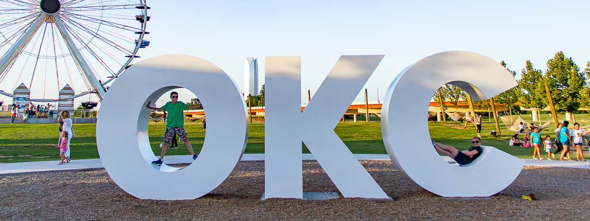 Things to do with kids in OKC
