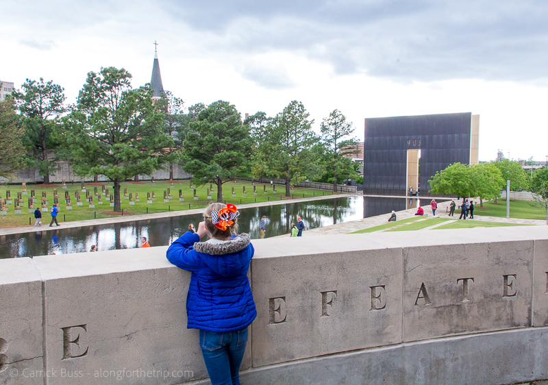 Oklahoma City National Memorial - OKC museums