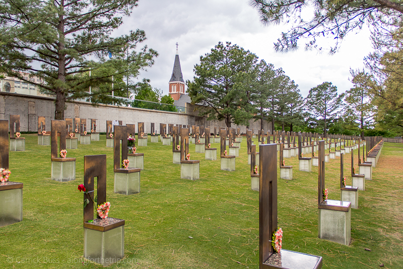Oklahoma City National Memorial - places to go in Oklahoma City