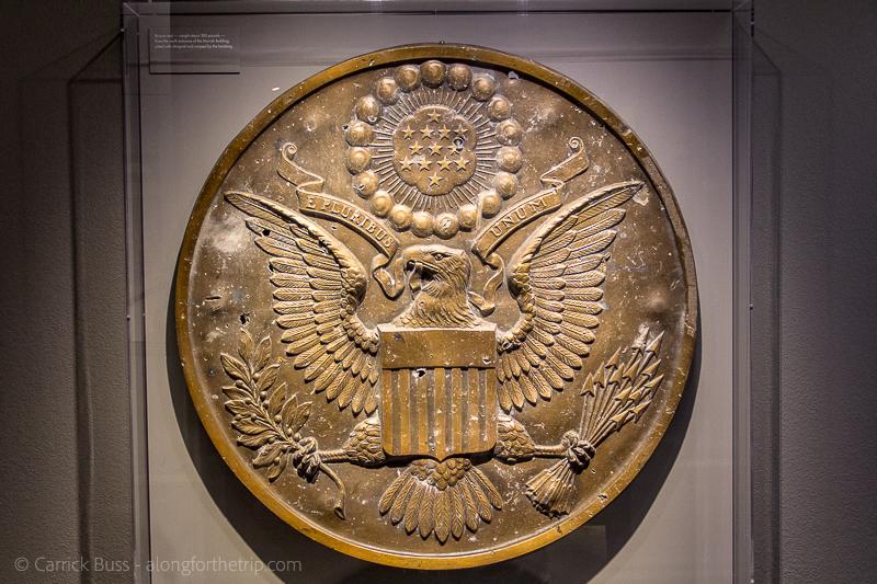 Oklahoma City National Memorial Seal