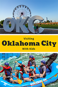 Visiting Oklahoma City with kids