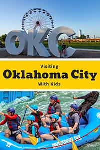 Visiting Oklahoma City with kids