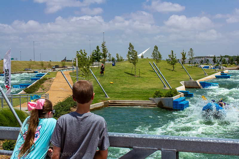 Riversport Adventures Oklahoma City - top things to do in Oklahoma City