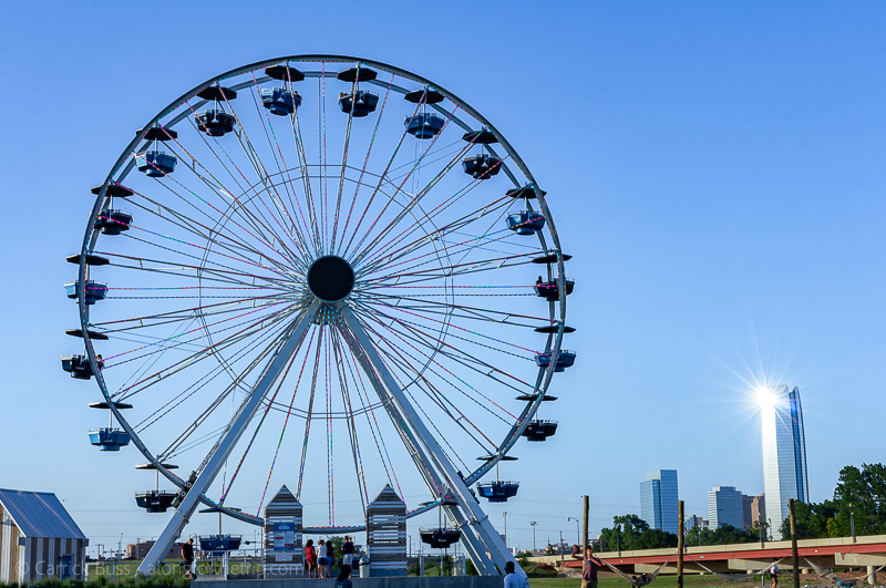 OKC Wheeler District - family fun in OKC