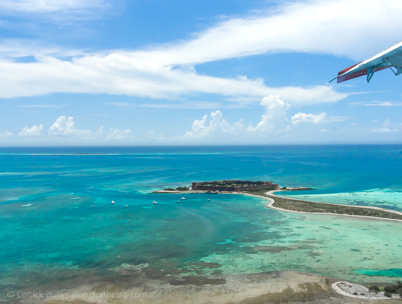 Seaplane to Dry Tortugas