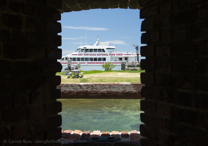 Dry Tortugas Ferry from Key West - Yankee Freedom III