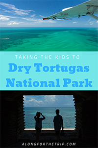 Visiting Dry Tortugas National Park with kids