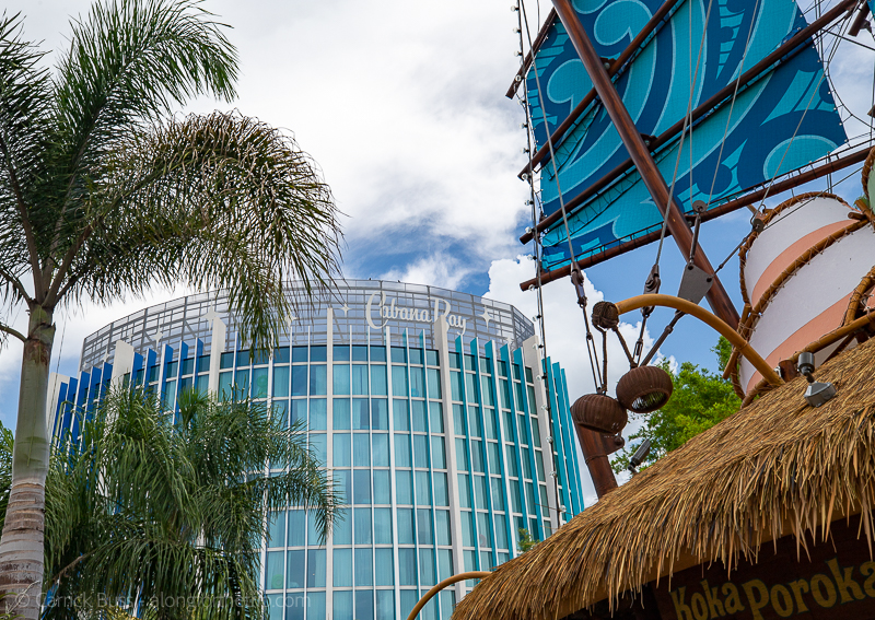 Cabana Bay - Volcano Bay hotel