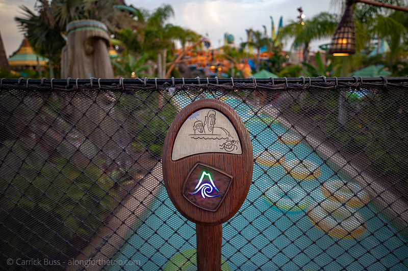 TapuTapu at Universal Volcano Bay Florida