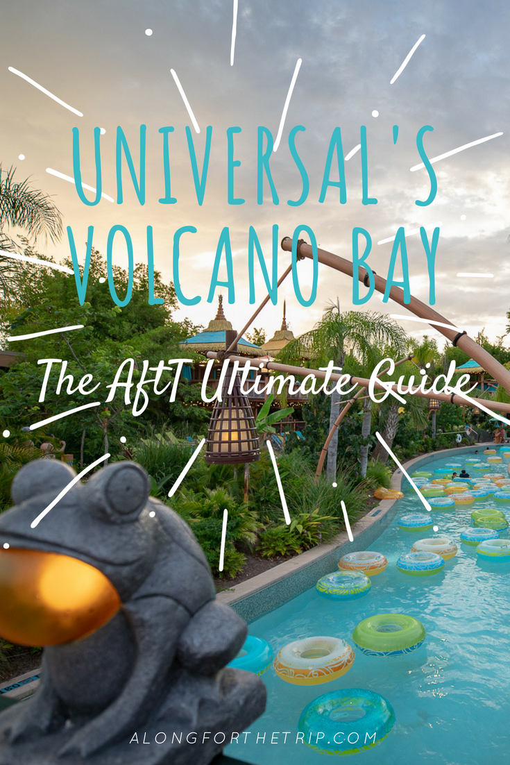 Universal's Volcano Bay is one of our new favorite parks! From innovative new rides and attractions, to delicious food and creature comforts, Volcano Bay is the perfect way to relax between visits to Universal's other parks. Make sure you're getting the most out of your day with our ultimate guide to Universal's Volcano Bay! | #UOR #VolcanoBay #familytravel #UniversalOrlando #UniversalORL
