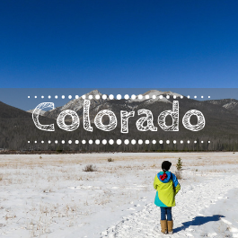 Family travel Colorado with kids