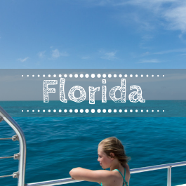Family travel Florida with kids