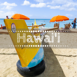 Family travel Hawaii with kids