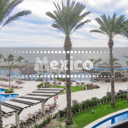 Family travel Mexico with kids
