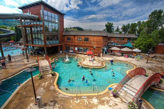 Old Town Hot Springs Steamboat