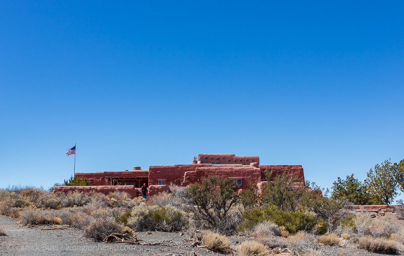 Painted Desert Inn at Petrified Forest National Park