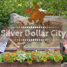Family Travel Silver Dollar City with kids