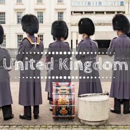 Family travel United Kingdom with kids