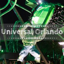 Family travel Universal Orlando Resort with kids