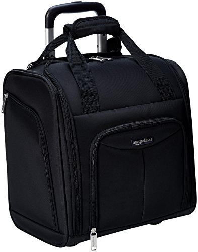 AmazonBasics cheap carry on luggage