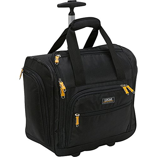 LUCAS carry on luggage with wheels