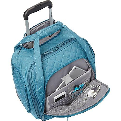 Delsey carry on roller bag