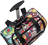 Lily Bloom lightest luggage underseat carry on