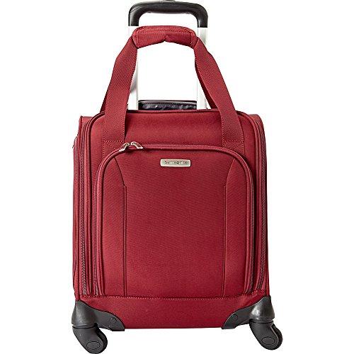 Samsonite spinner carry on luggage