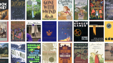 Audiobooks and Road Trips PBS Great American Read