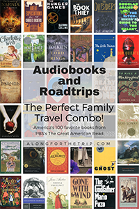 PBS The Great American Read Audiobooks and Road Trips