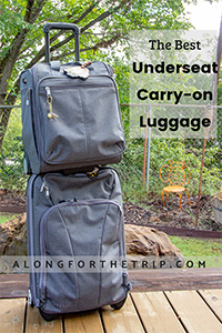 The best underseat luggage comparison