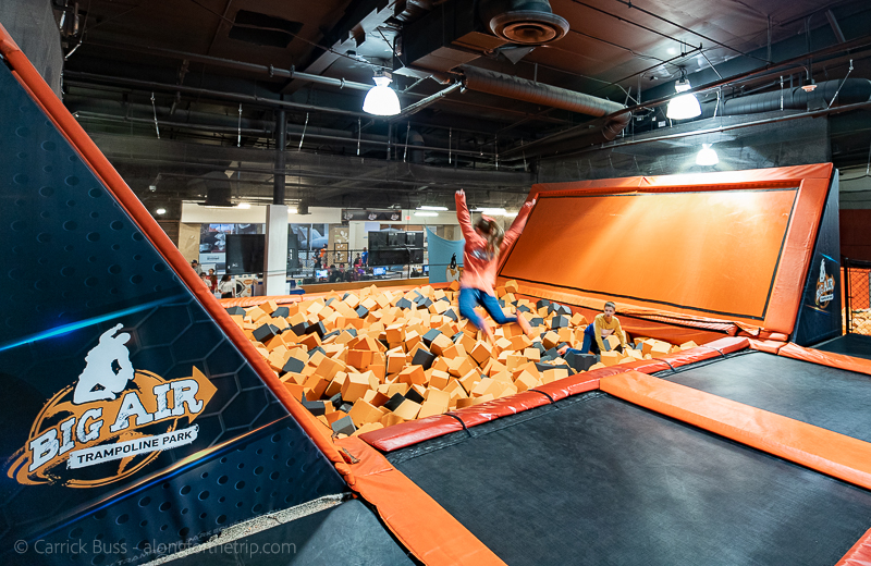 Big Air Trampoline Park - Thing to do in Buena Park