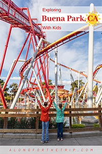 Things to do in Buena Park CA