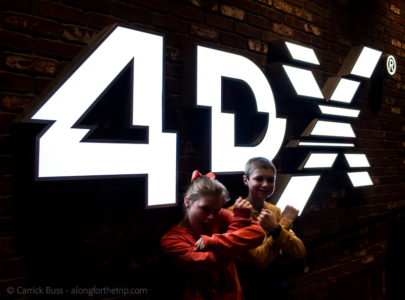 CGV 4DX Theater