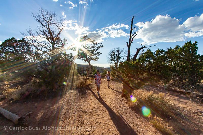 Colorado Natonal Monument Fruita CO