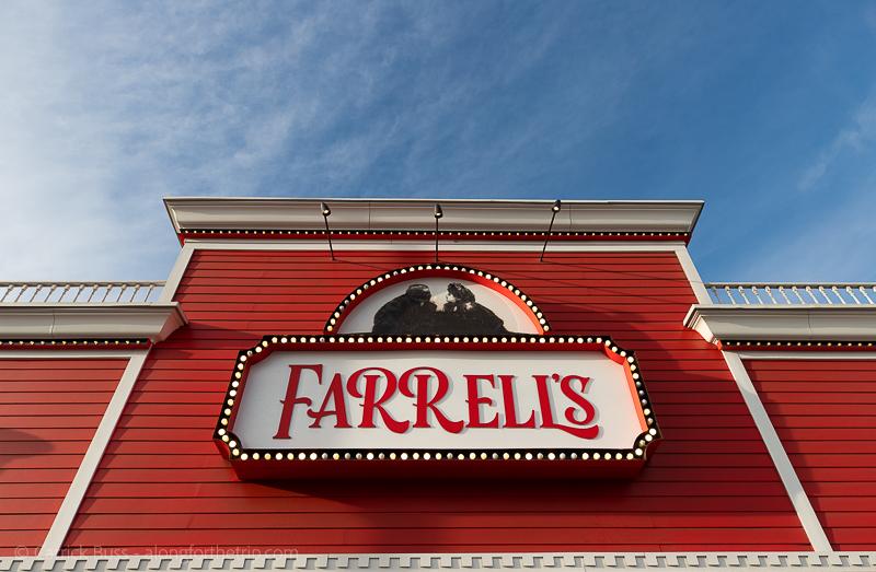 Farrells Ice Cream Buena Park