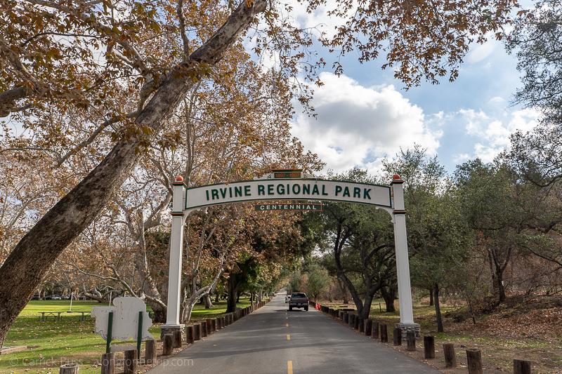 Irvine Regional Park - things to do around Irvine ca