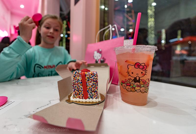Hello Kitty Cafe - family restaurants in Irvine