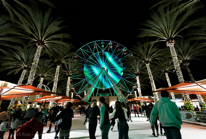 Giant Wheel - things to do with kids in Irvine