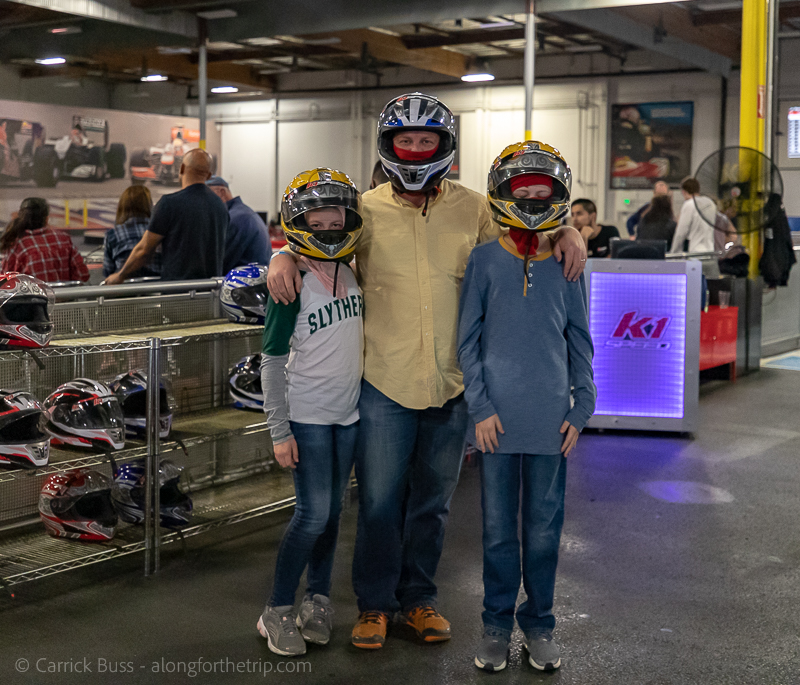 K1 Speed - Irvine things to do