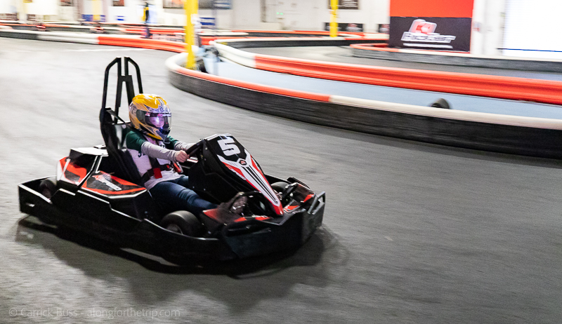 K1 Speed - Irvine what to do