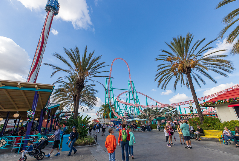 Knotts Berry Farm - things to do around San Diego CA