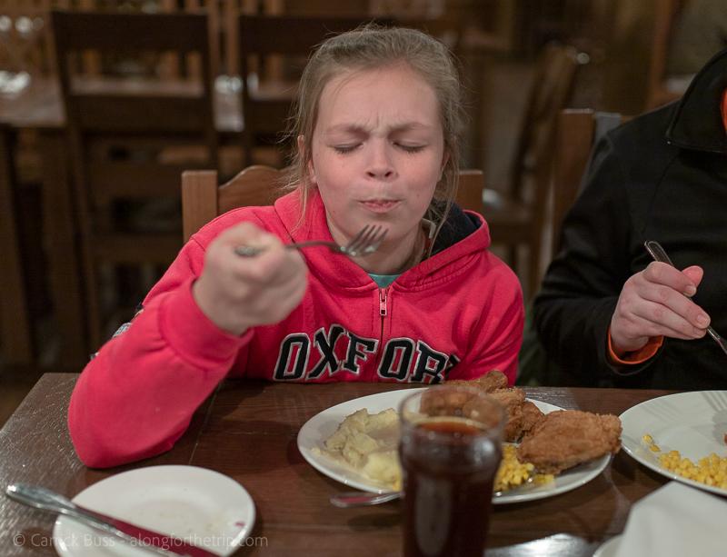 Knotts Chicken Dinner Restaurant