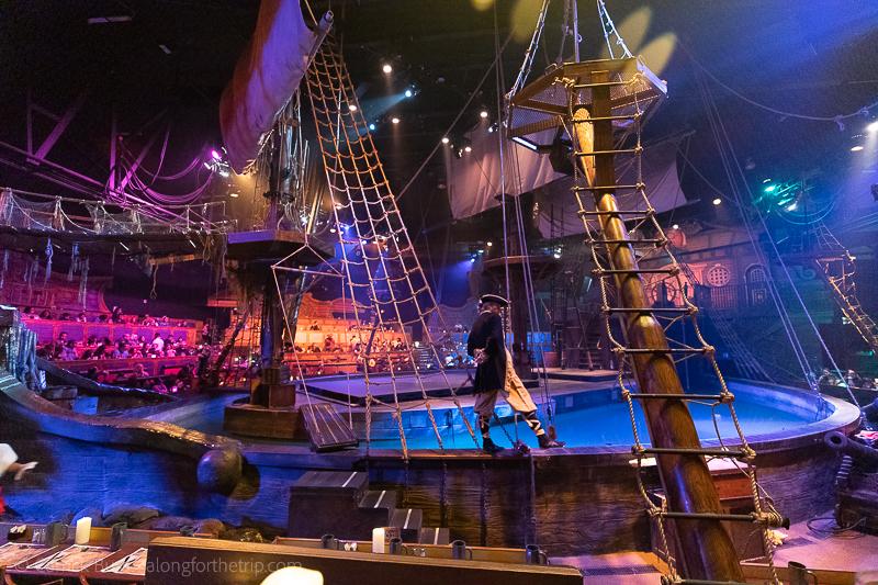 Pirates Dinner Buena Park