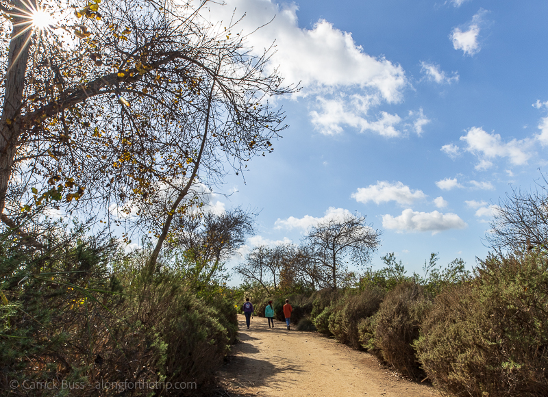 Where to go in Irvine - San Joaquin Wildlife Sanctuary