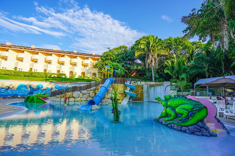Grand Palladium Vallarta kid friendly all inclusive resorts in Mexico