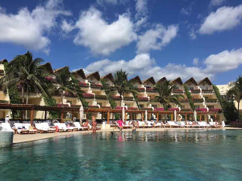 Grand Velas best family resorts in Mexico