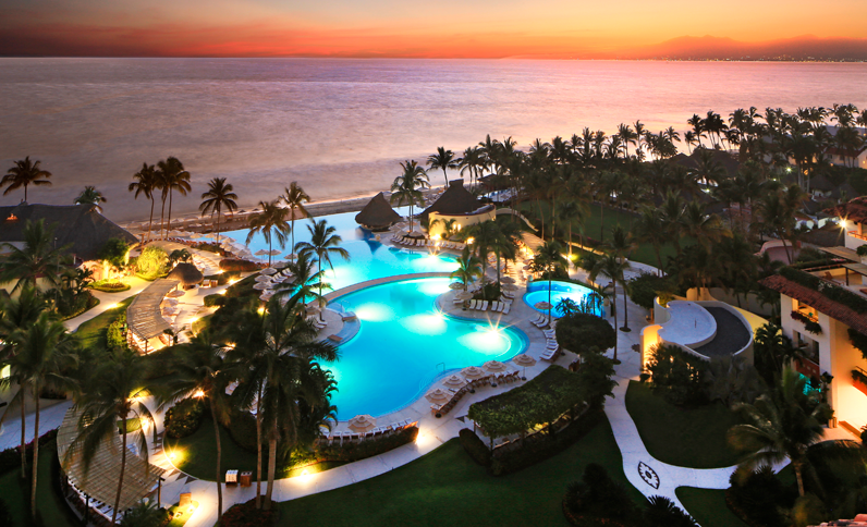 Grand Velas Riviera Nayarit best resorts for kids in Mexico