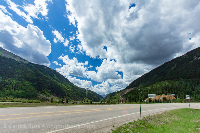 Silverton, CO Highway 550
